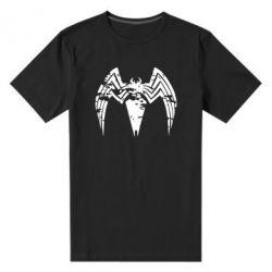 Чоловіча стрейчева футболка Venom Spider