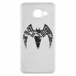 Чохол для Samsung A3 2016 Venom Spider