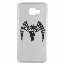 Чохол для Samsung A7 2016 Venom Spider