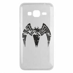 Чохол для Samsung J3 2016 Venom Spider