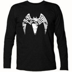 Футболка з довгим рукавом Venom Spider