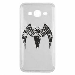 Чохол для Samsung J5 2015 Venom Spider