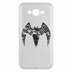 Чохол для Samsung J7 2015 Venom Spider