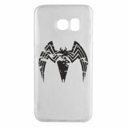Чохол для Samsung S6 EDGE Venom Spider