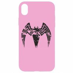 Чохол для iPhone XR Venom Spider