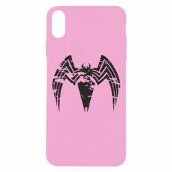 Чохол для iPhone Xs Max Venom Spider