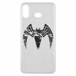 Чохол для Samsung A6s Venom Spider
