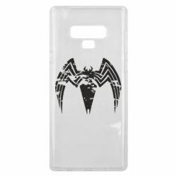 Чохол для Samsung Note 9 Venom Spider