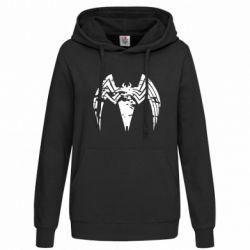 Толстовка жіноча Venom Spider