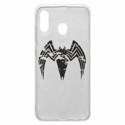Чохол для Samsung A20 Venom Spider