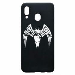Чохол для Samsung A30 Venom Spider