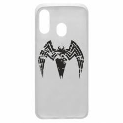 Чохол для Samsung A40 Venom Spider