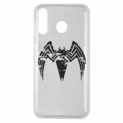 Чохол для Samsung M30 Venom Spider