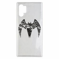 Чохол для Samsung Note 10 Plus Venom Spider