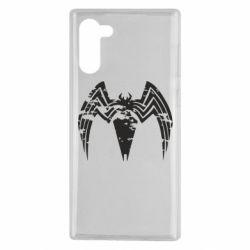 Чохол для Samsung Note 10 Venom Spider