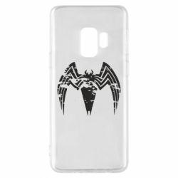 Чохол для Samsung S9 Venom Spider