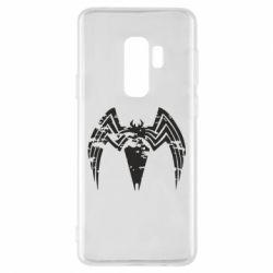 Чохол для Samsung S9+ Venom Spider