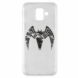 Чохол для Samsung A6 2018 Venom Spider