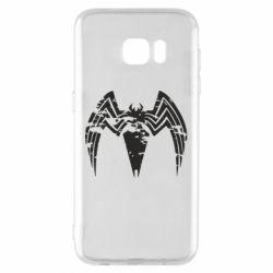 Чохол для Samsung S7 EDGE Venom Spider