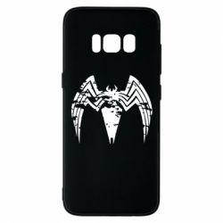 Чохол для Samsung S8 Venom Spider