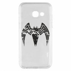 Чохол для Samsung A3 2017 Venom Spider