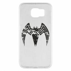 Чохол для Samsung S6 Venom Spider