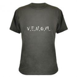 Камуфляжна футболка Venom