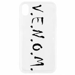 Чохол для iPhone XR Venom