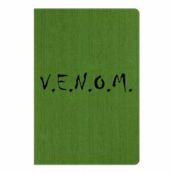 Блокнот А5 Venom