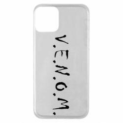 Чохол для iPhone 11 Venom