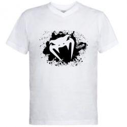 Мужская футболка  с V-образным вырезом Venum Art