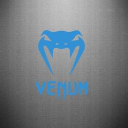 Наклейка Venum2 - FatLine