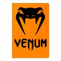 Блокнот А5 Venum2