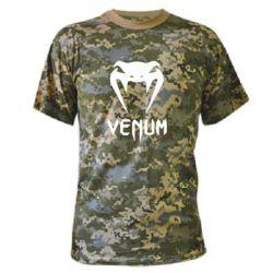 Камуфляжна футболка Venum2 - FatLine
