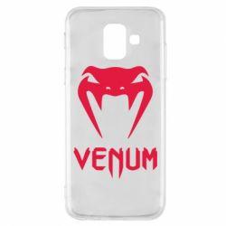 Чехол для Samsung A6 2018 Venum2
