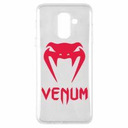 Чехол для Samsung A6+ 2018 Venum2