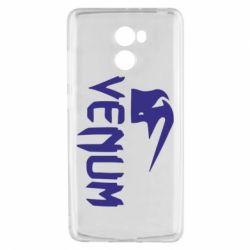 Чехол для Xiaomi Redmi 4 Venum - FatLine