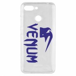 Чехол для Xiaomi Redmi 6 Venum - FatLine
