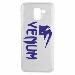 Чехол для Samsung J6 Venum - FatLine