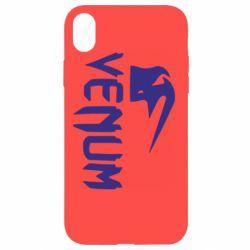 Чехол для iPhone XR Venum