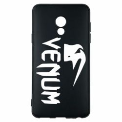 Чехол для Meizu 15 Lite Venum - FatLine