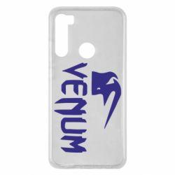 Чохол для Xiaomi Redmi Note 8 Venum
