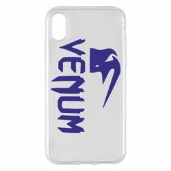 Чохол для iPhone X/Xs Venum