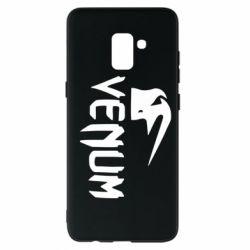 Чехол для Samsung A8+ 2018 Venum - FatLine