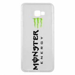 Чохол для Samsung J4 Plus 2018 Вертикальний Monster Energy