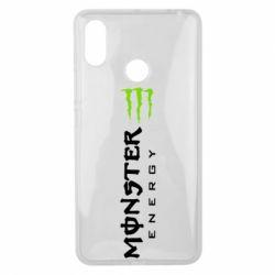 Чохол для Xiaomi Mi Max 3 Вертикальний Monster Energy