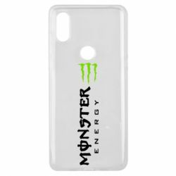 Чохол для Xiaomi Mi Mix 3 Вертикальний Monster Energy
