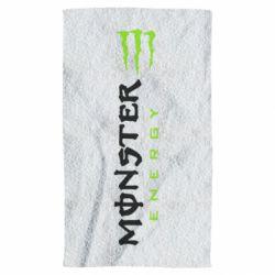 Рушник Вертикальний Monster Energy