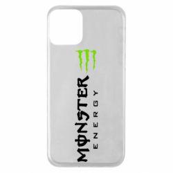 Чохол для iPhone 11 Вертикальний Monster Energy