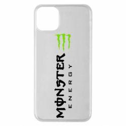 Чохол для iPhone 11 Pro Max Вертикальний Monster Energy